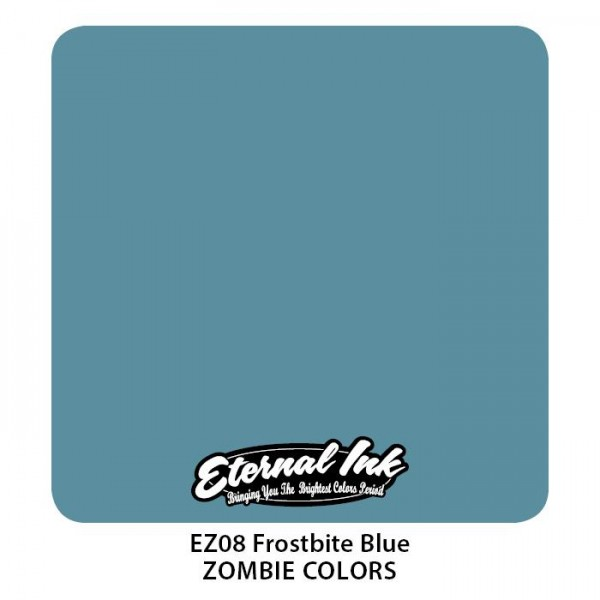 Eternal Ink - Zombie Color / Frostbite Blue