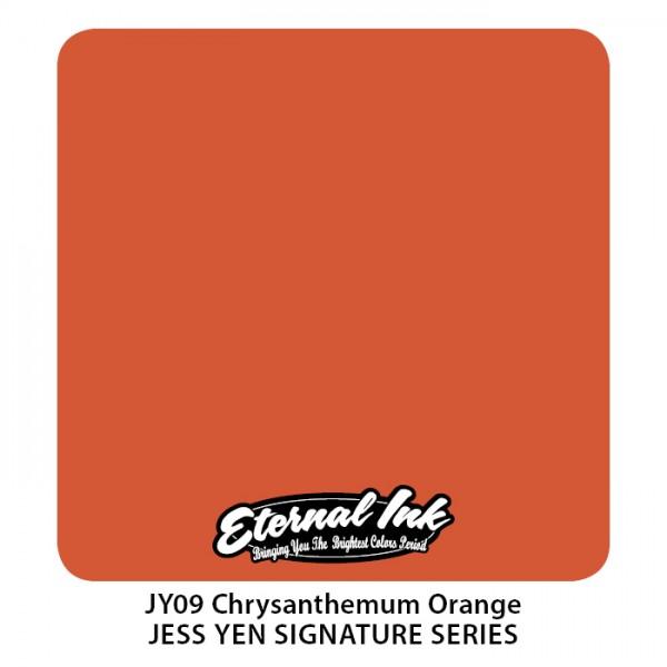 Eternal Ink - Jess Yen / Chrystanhemum Orange