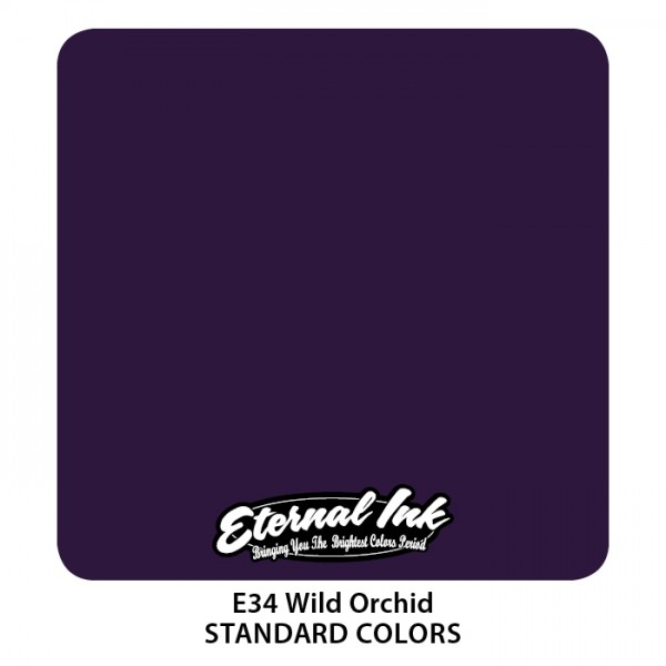 Eternal Ink - Standard Colors / Wild Orchid