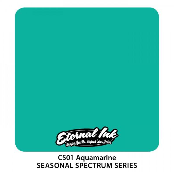 Eternal Ink - Seasonal Spectrum / Aquamarine