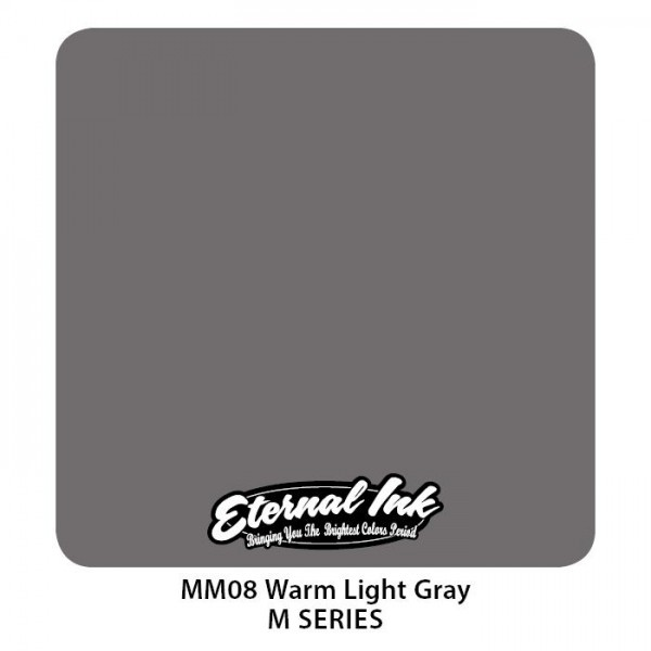 Eternal Ink - M Series / Warm Light Gray