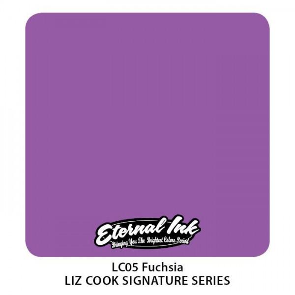 Eternal Ink - Liz Cook Serie / Fuchsia
