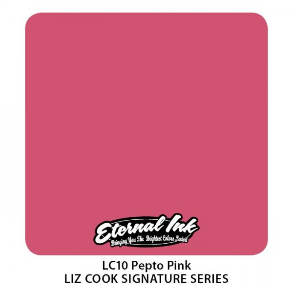 Eternal Ink - Liz Cook Serie / Pepto Pink