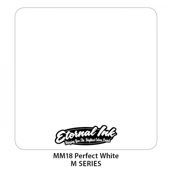 Eternal Ink - M Series / Perfect White