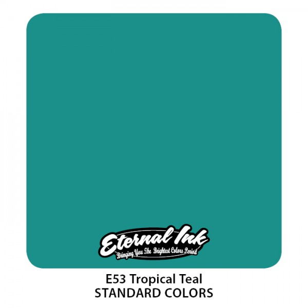 Eternal Ink - Standard Colors / Tropical Teal