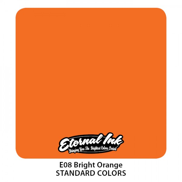 Eternal Ink - Standard Colors / Bright Orange