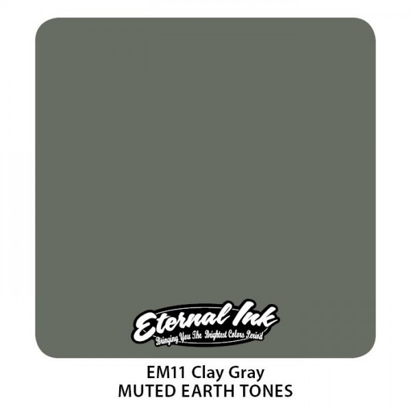 Eternal Ink - Muted Earth Tones / Clay Gray