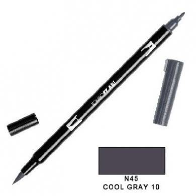 Tombow - ABT Dual Brush [N35 Cool Grey 12]