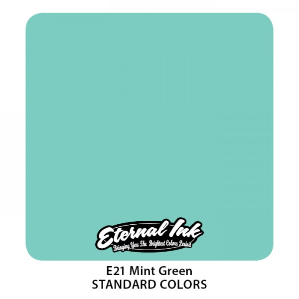 Eternal Ink - Standard Colors / Mint Green