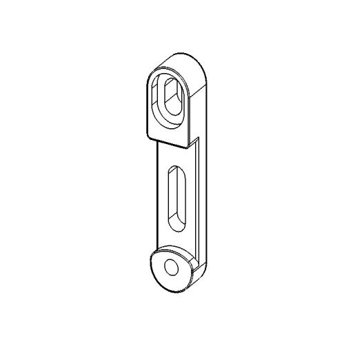 Ink Machines - Dragonfly/Stingray No. 71-B [Alu bearing rod]