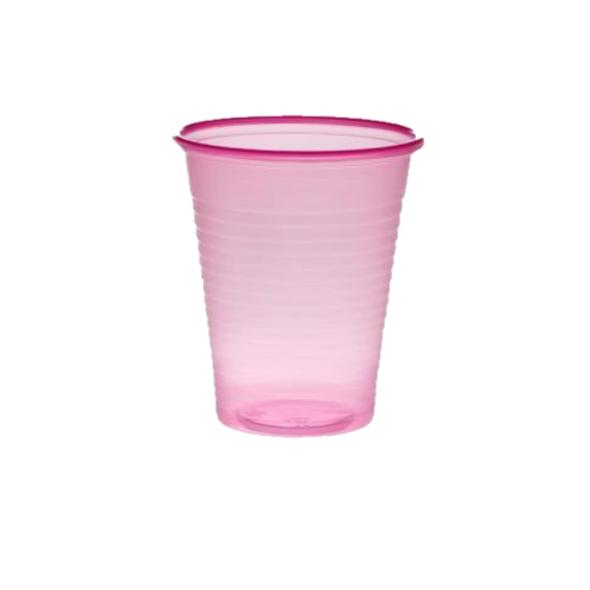 Einwegbecher [pink]