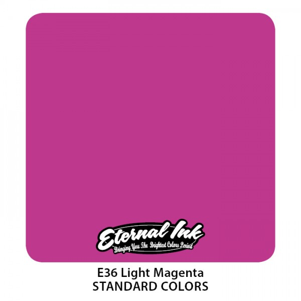 Eternal Ink - Standard Colors / Light Magenta