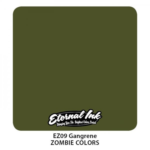 Eternal Ink - Zombie Color / Gangrene