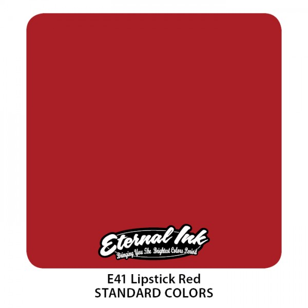 Eternal Ink - Standard Colors / Lipstick Red