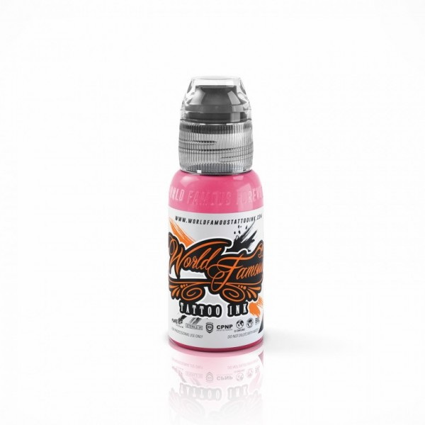 World Famous Ink - Bali Pink