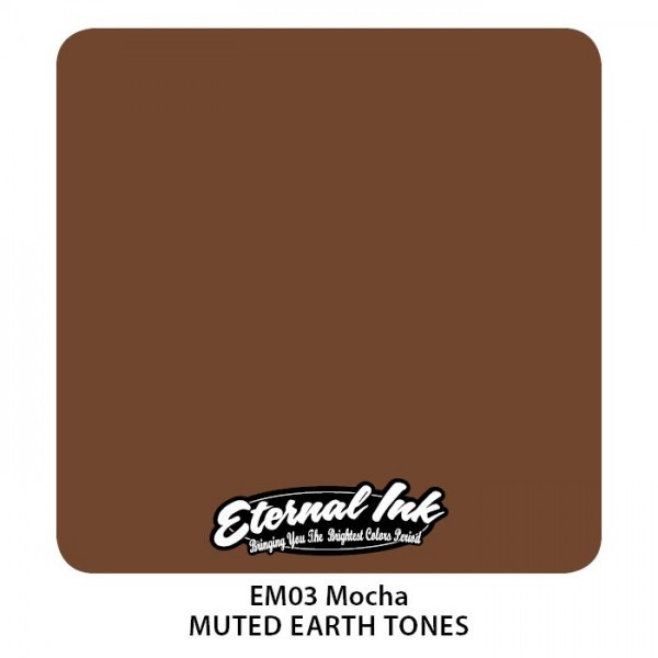 Eternal Ink - Muted Earth Tones / Mocha