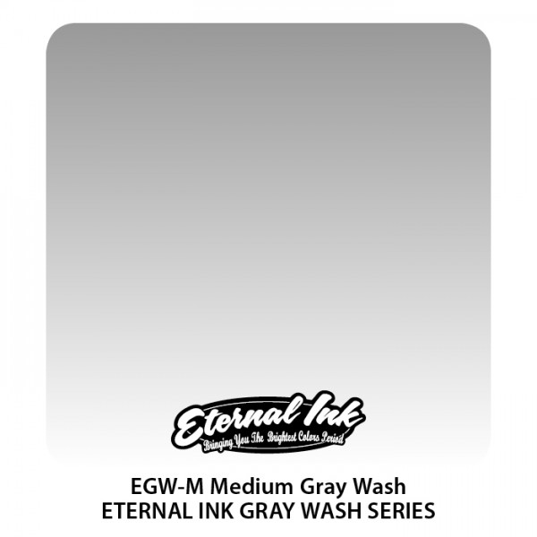 Eternal Ink - Gray Wash / Medium Gray Wash 120ml