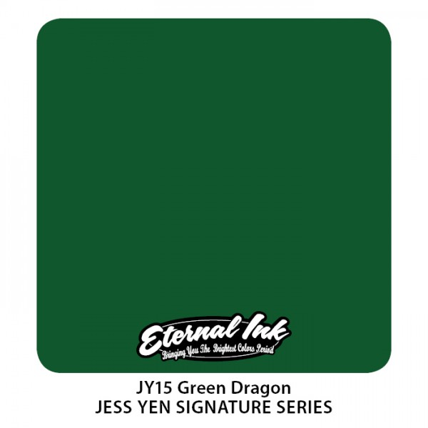 Eternal Ink - Jess Yen / Green Dragon