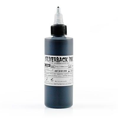 Silverback Ink - Dark666 Greywash 120ml