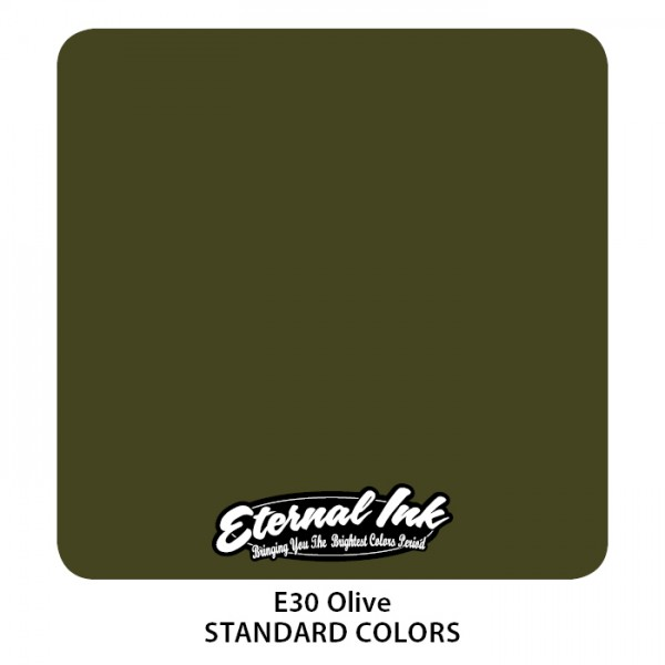 Eternal Ink - Standard Colors / Olive