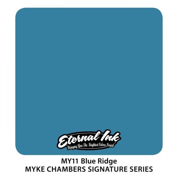 Eternal Ink - Myke Chambers / Blue Ridge