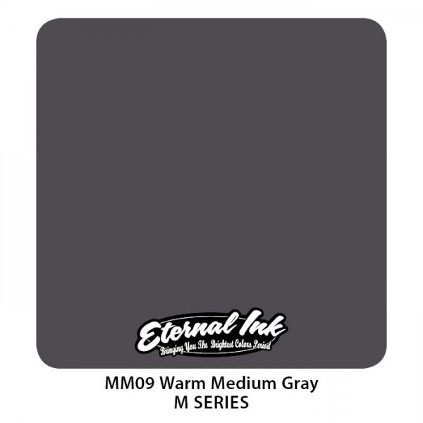 Eternal Ink - M Series / Warm Medium Gray