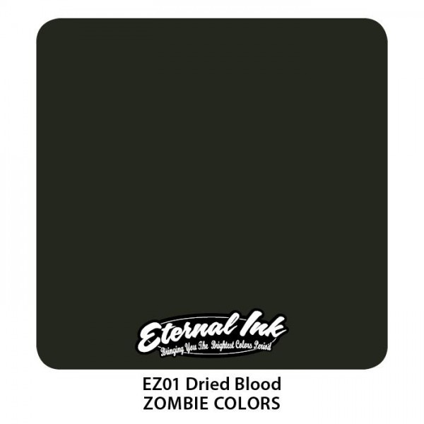 Eternal Ink - Zombie Color / Dried Blood