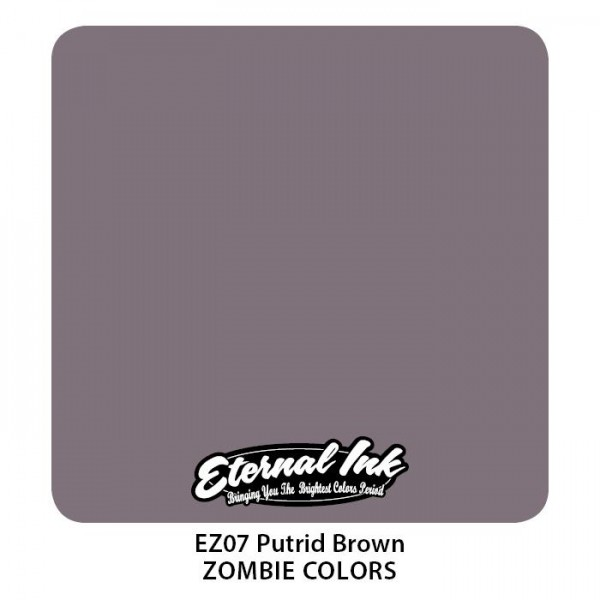 Eternal Ink - Zombie Color / Putrid Brown