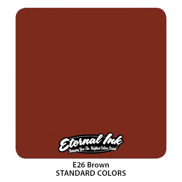 Eternal Ink - Standard Colors / Brown