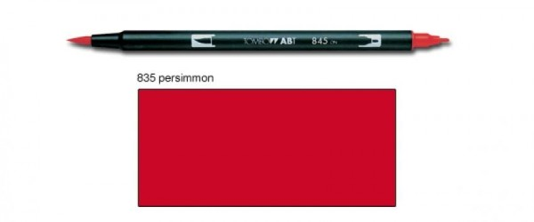 Tombow - ABT Dual Brush [835 Persimmon]