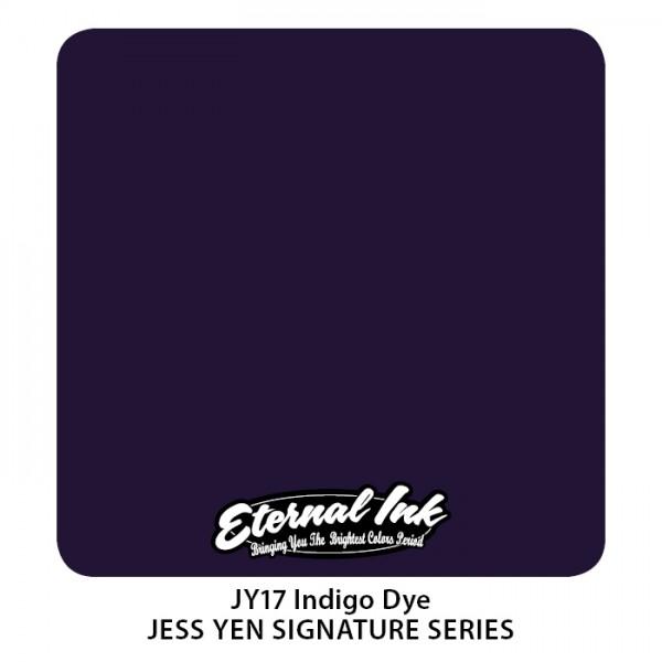 Eternal Ink - Jess Yen / Indigo Dye
