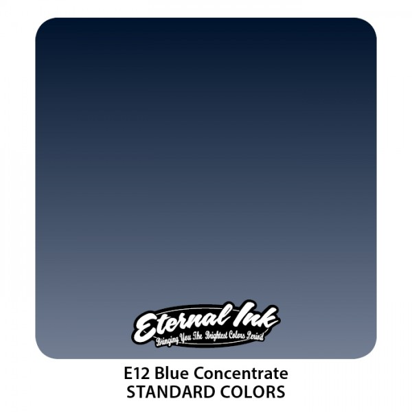 Eternal Ink - Standard Colors / Blue Concentrate