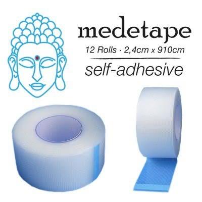 Medetape - Pflasterrollen [transparent]