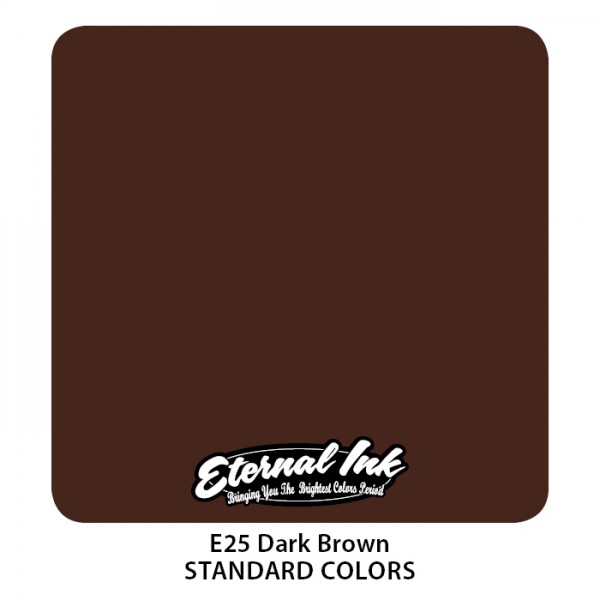 Eternal Ink - Standard Colors / Dark Brown