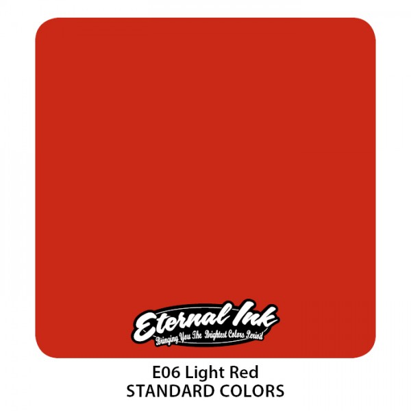 Eternal Ink - Standard Colors / Light Red