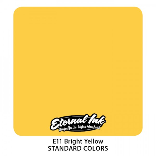 Eternal Ink - Standard Colors / Bright Yellow