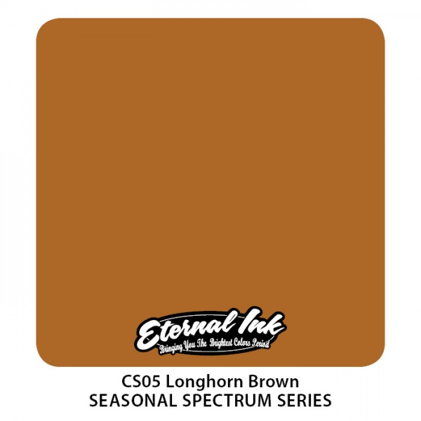 Eternal Ink - Seasonal Spectrum / Longhorn Brown