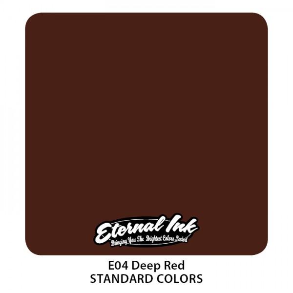 Eternal Ink - Standard Colors / Deep Red