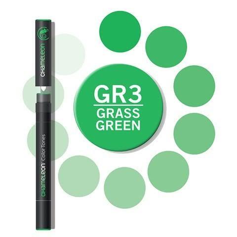 Chameleon Color Tones - Grass Green