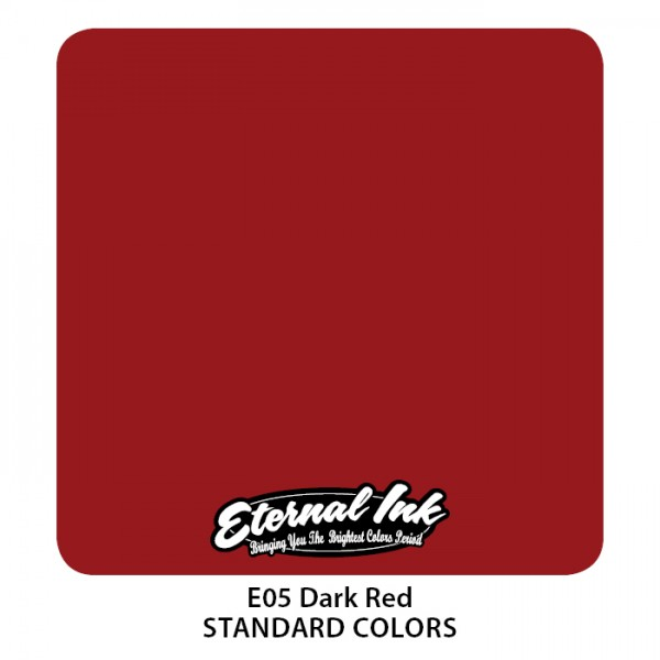 Eternal Ink - Standard Colors / Dark Red