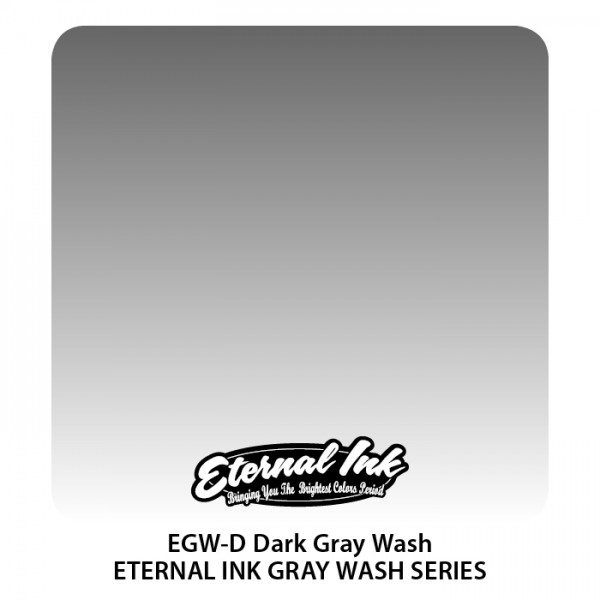 Eternal Ink - Gray Wash / Dark Gray Wash 30ml
