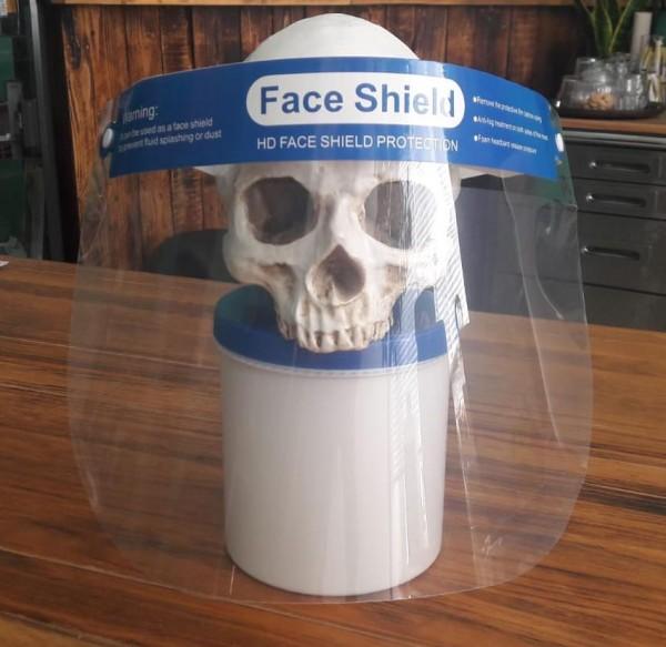 Face Shield | Gesichtsschutz