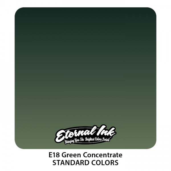 Eternal Ink - Standard Colors / Green Concentrate