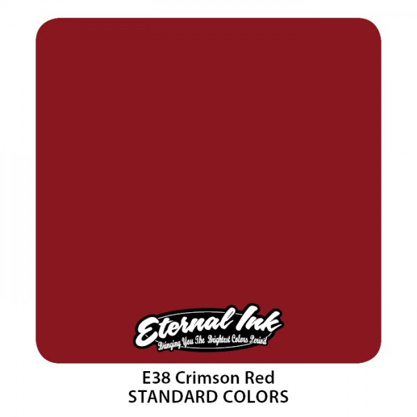 Eternal Ink - Standard Colors / Crimson Red