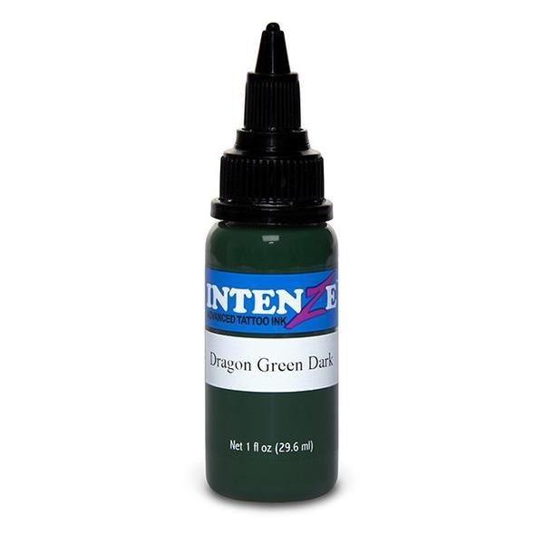 Intenze - Dragon Color / Dark Green