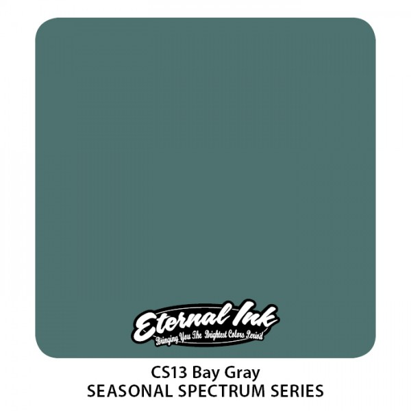 Eternal Ink - Seasonal Spectrum / Bay Gray
