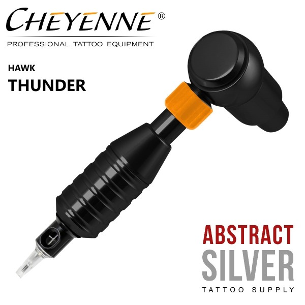 Cheyenne | Hawk Thunder + Griffstück 25,4 mm [Black]