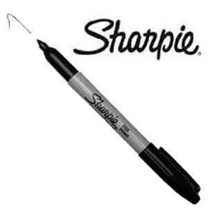 Sharpie | Fine Point, 1 mm [schwarz]