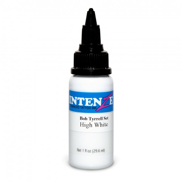 Intenze - Bob Tyrrell High White [118ml]