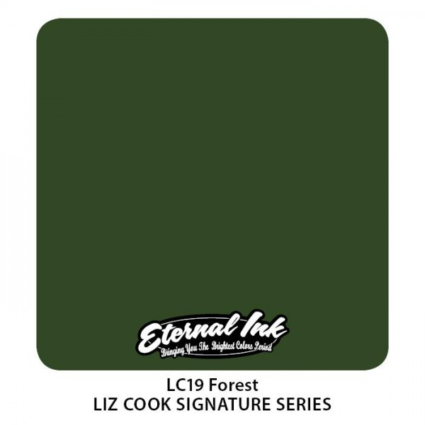 Eternal Ink - Liz Cook Serie / Forest